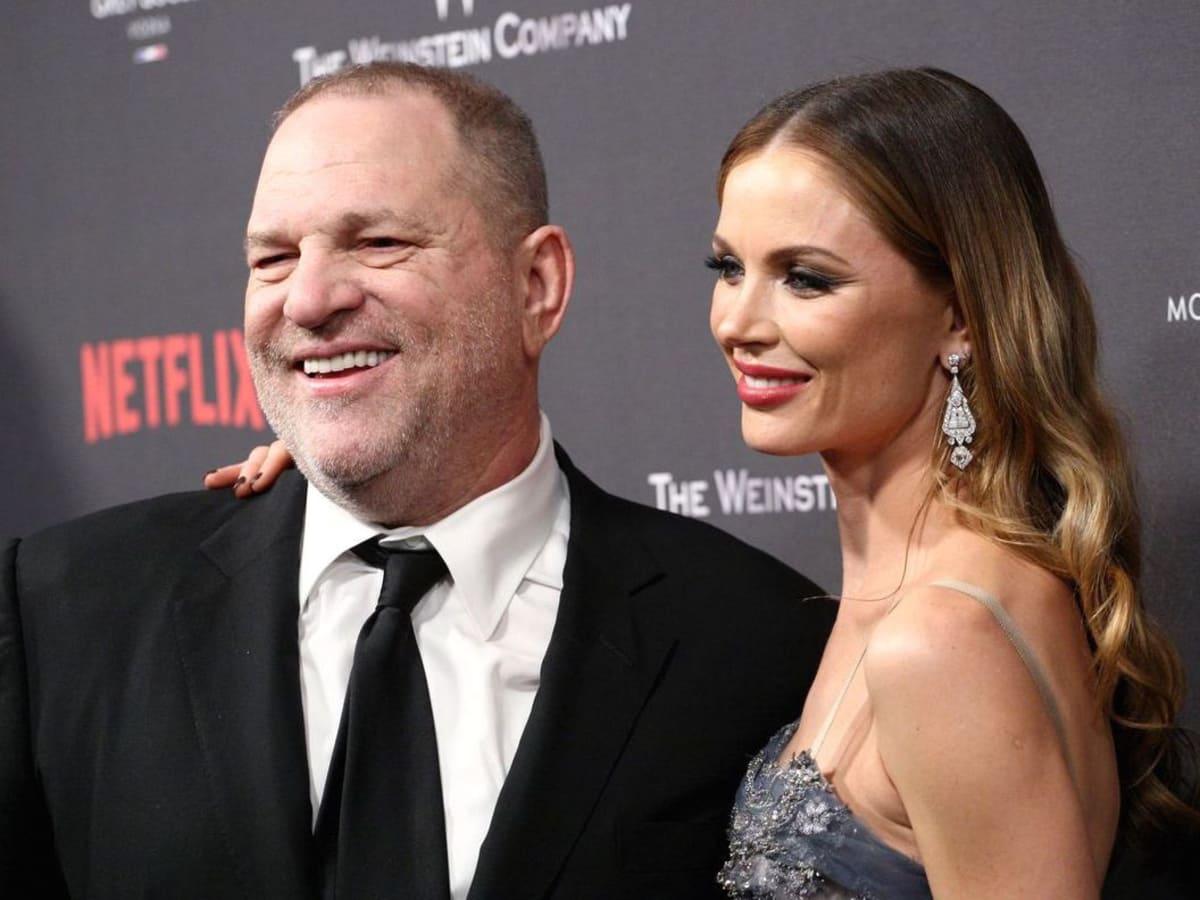 Houston news, Harvey Weinstein and Georgina Chapman, October 2017