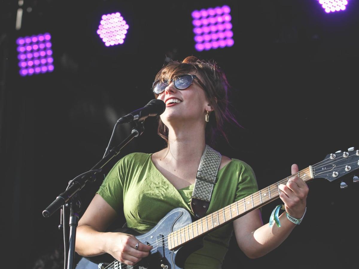 Austin City Limits Festival ACL Fest 2017 Weekend Two Angel Olsen