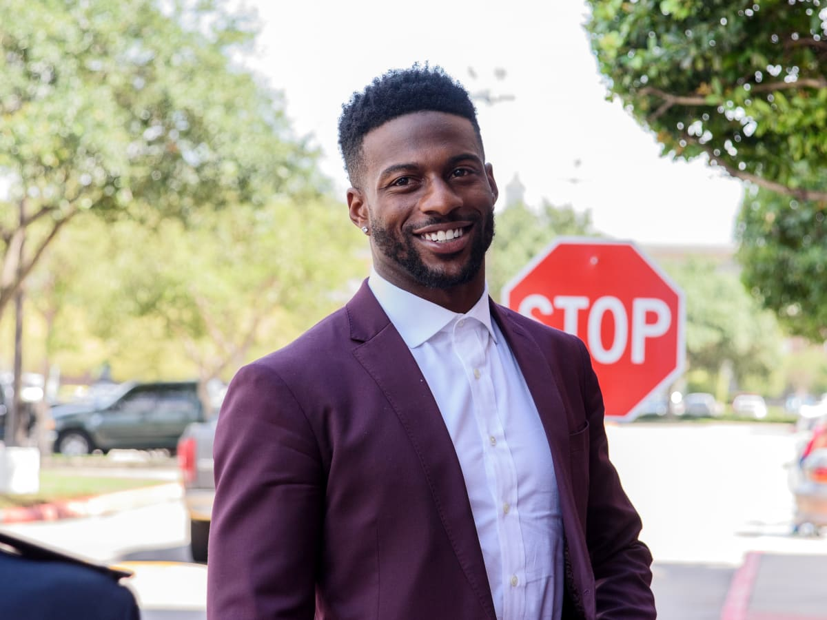 Houston, Emmanuel Sanders, Harvey relief, October 2017