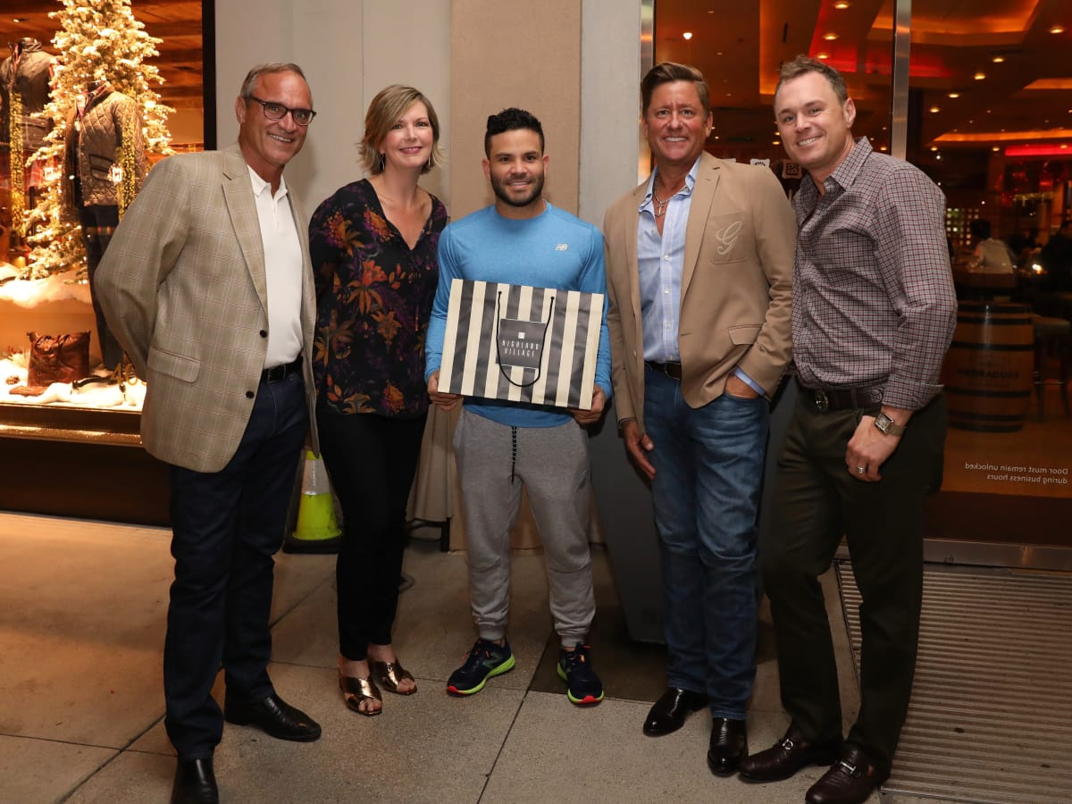 Holiday Shopping Card, Brad Wander, Diana Wander, Jose Altuve, Brian Teichman, Andrew Cordes