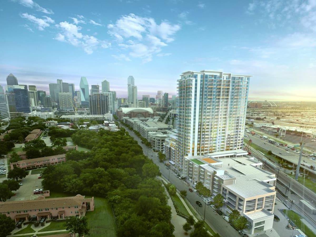 The Katy apartments Dallas