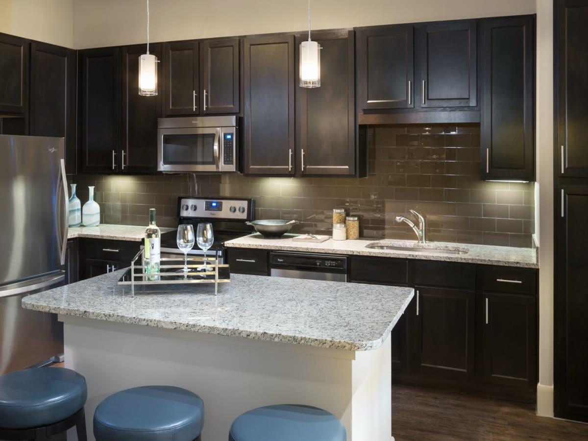 District at Memorial Houston Apartments