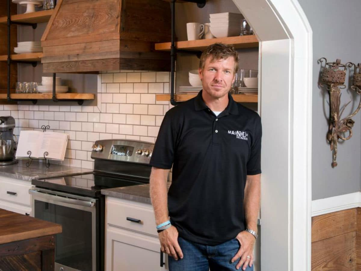 Chip Gaines from Fixer Upper