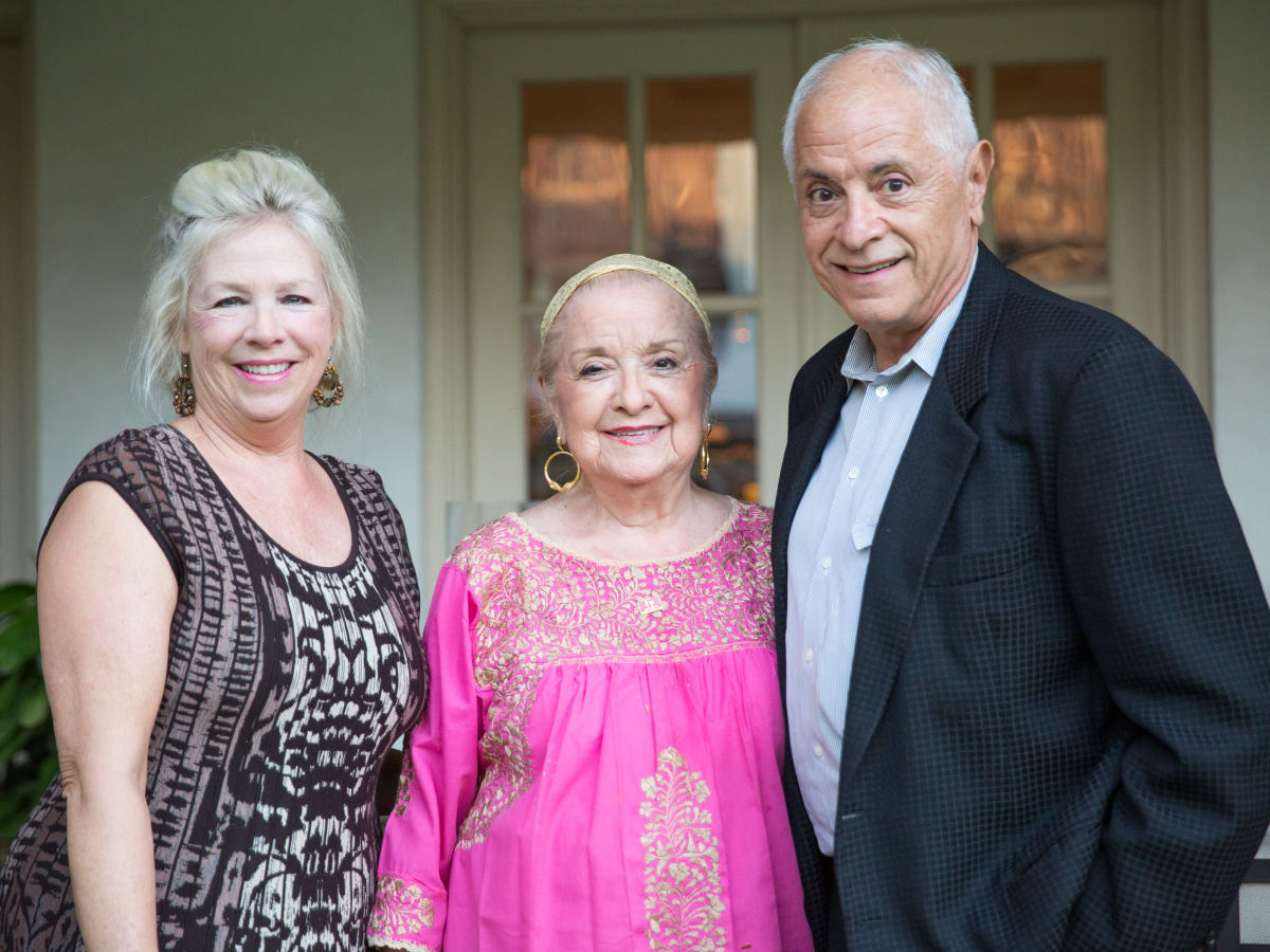 Kathy Lethbridge, The Honorable Anita Martinez, Al Martinez, Trailblazer