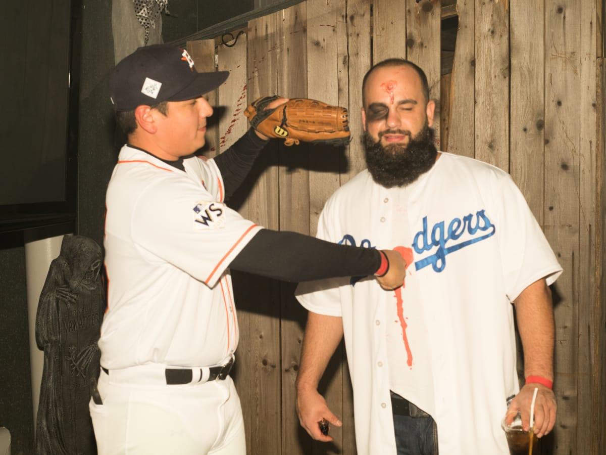 Vampires and Vixens Halloween Party Dodgers Astros