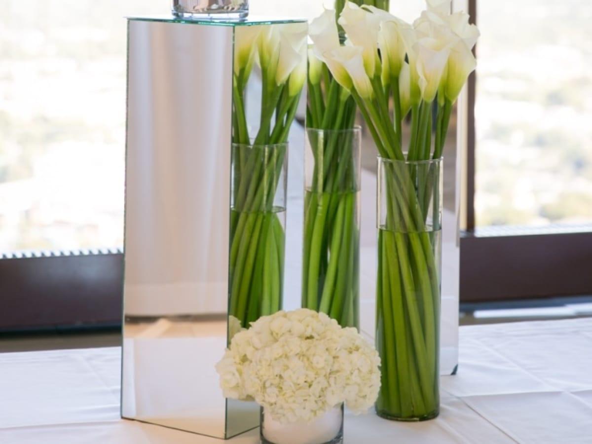 Upshaw wedding, flowers