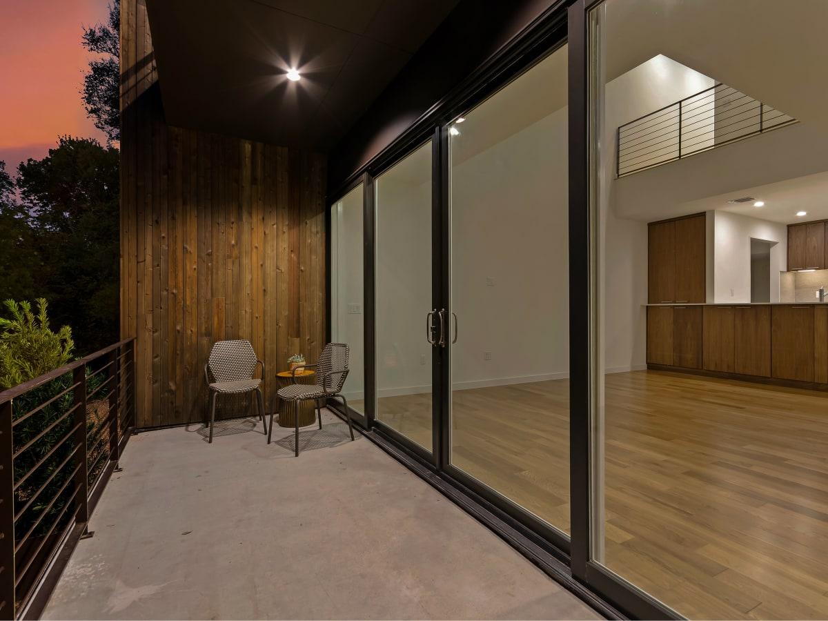 Austin house_Creekside Oaks Condos
