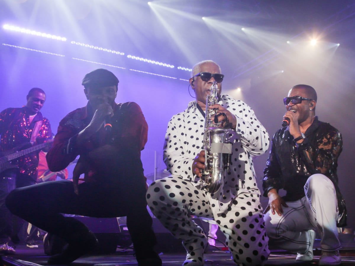 CAMAC 30th anny gala, Jan. 2016, Kool & the Gang