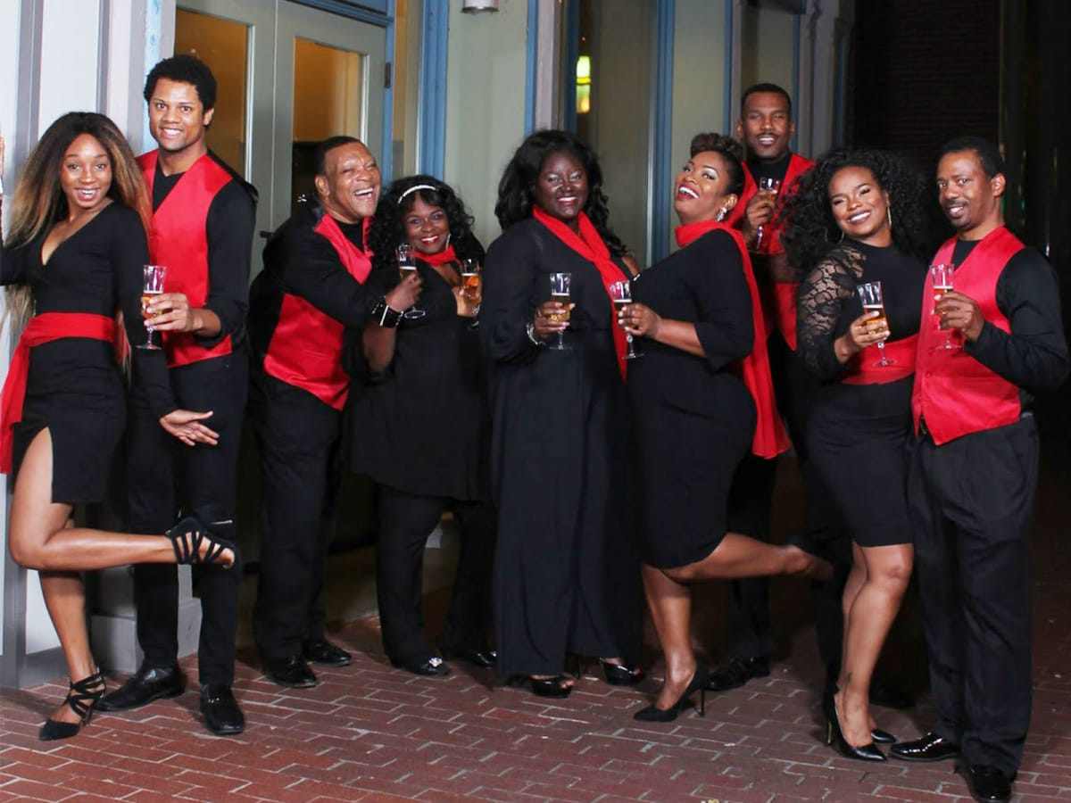 Jubilee Theatre presents A Motown Christmas