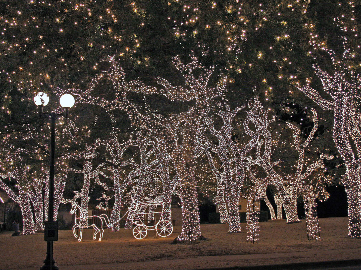 Johnson City Lights Spectacular
