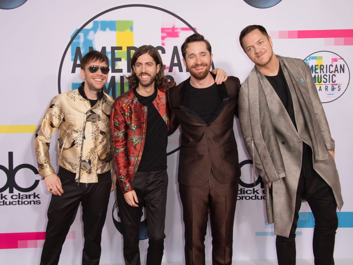 American Music Awards Imagine Dragons