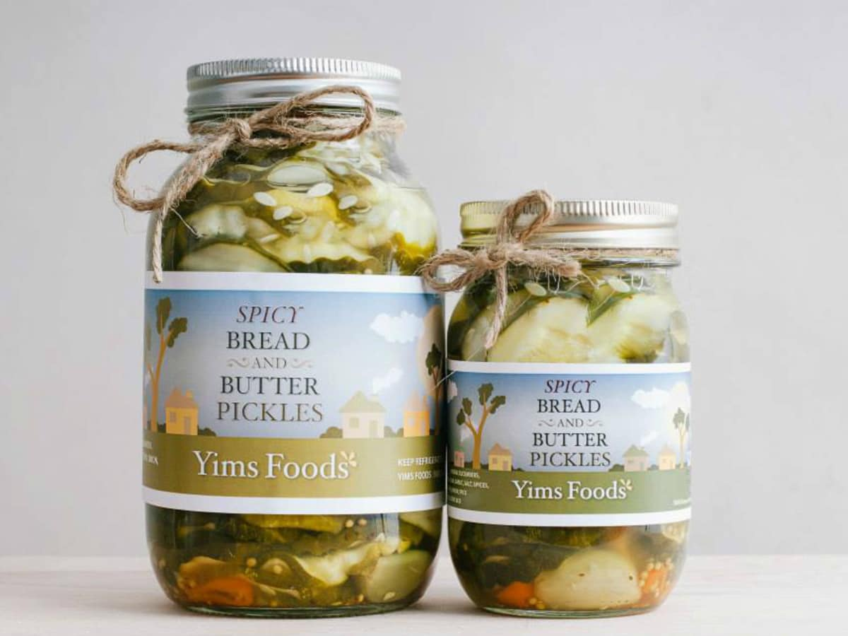 Yims Foods pickles