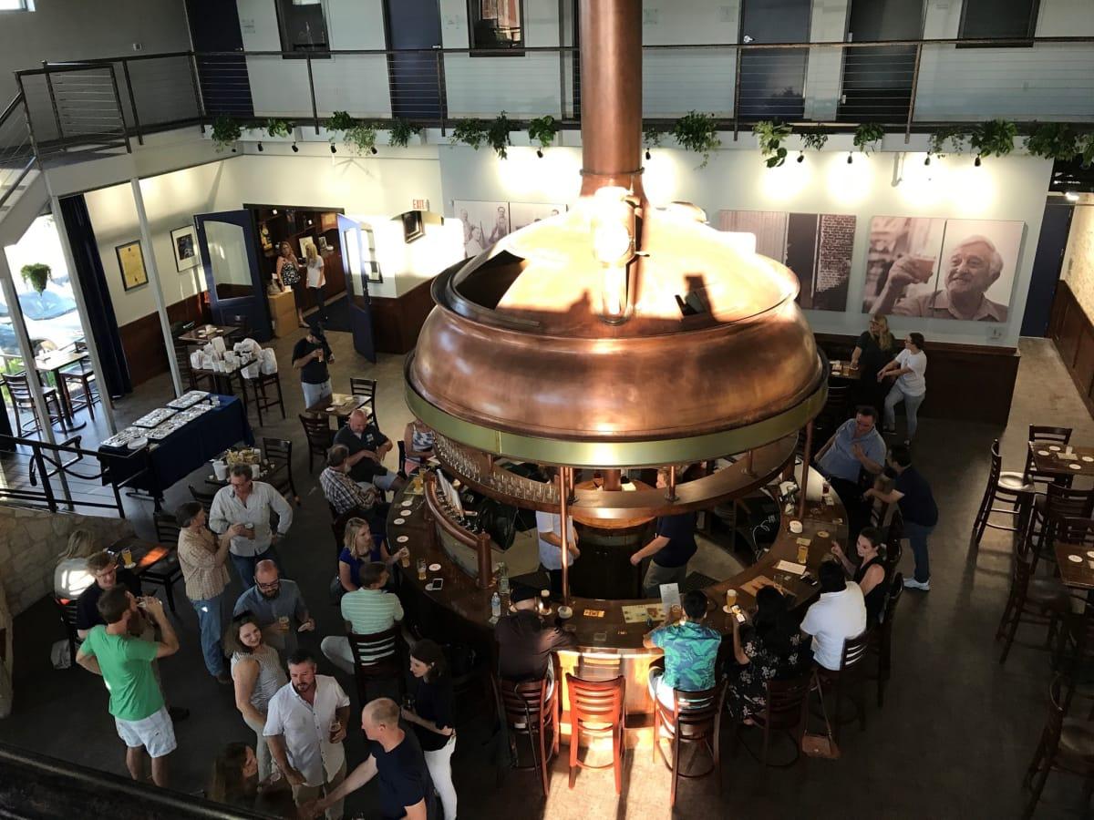 Celis Brewery taproom