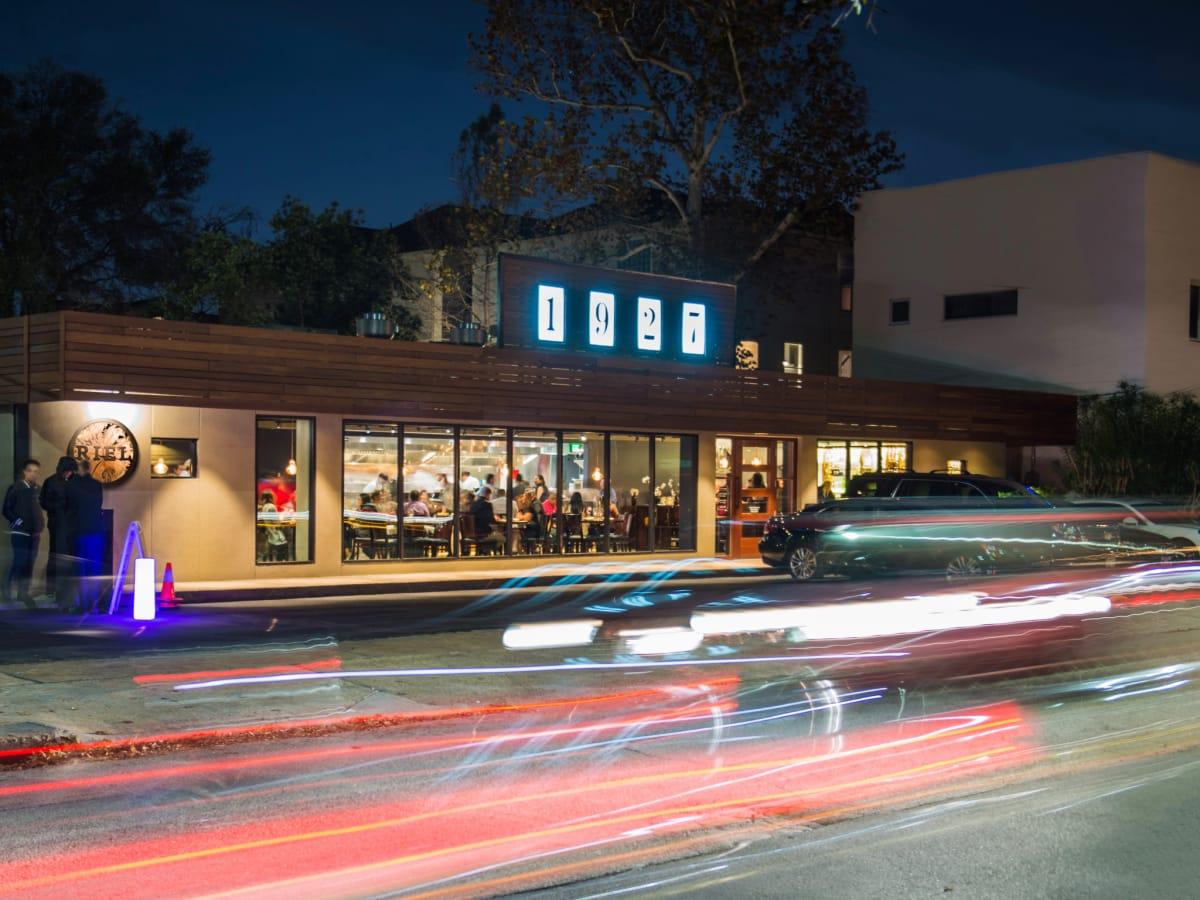 Riel restaurant exterior