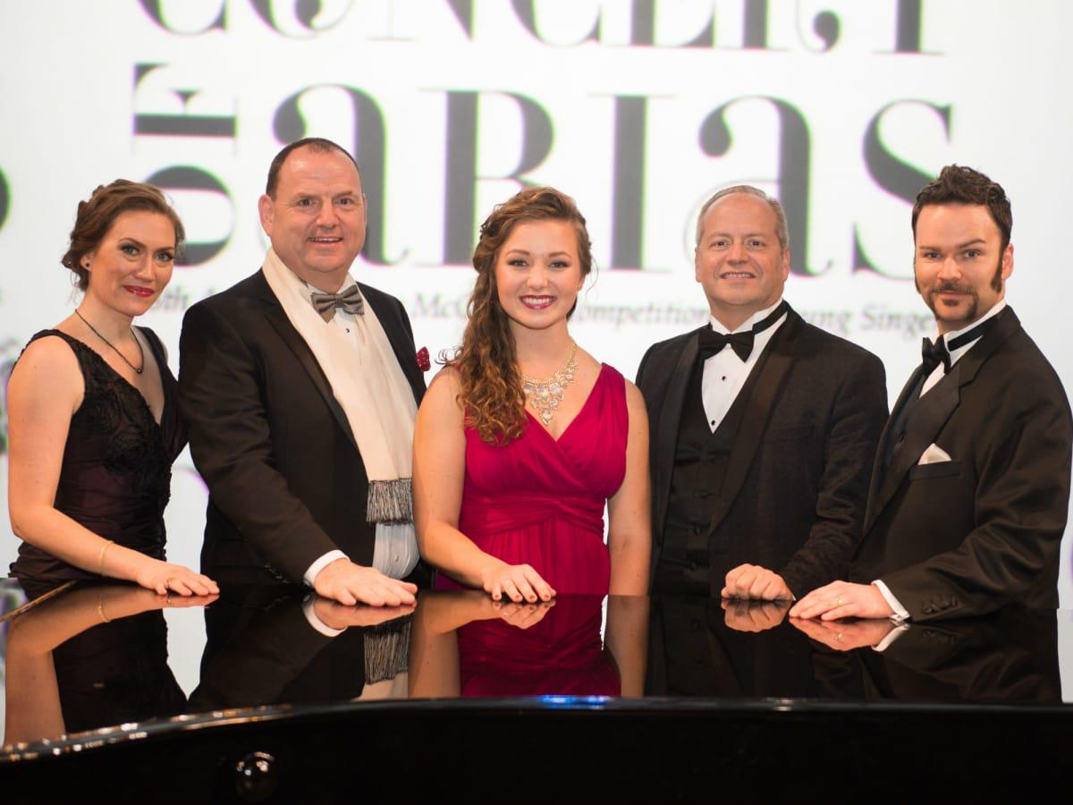 HGO Concert of Arias, Feb. 2016, Heidi Stober, Perryn Leech, Madison Leonard, Patrick Summers, Joshua Hopkins