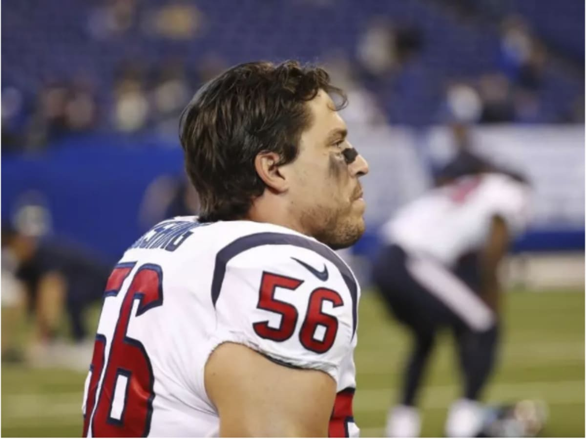 Houston Texans Brian Cushing
