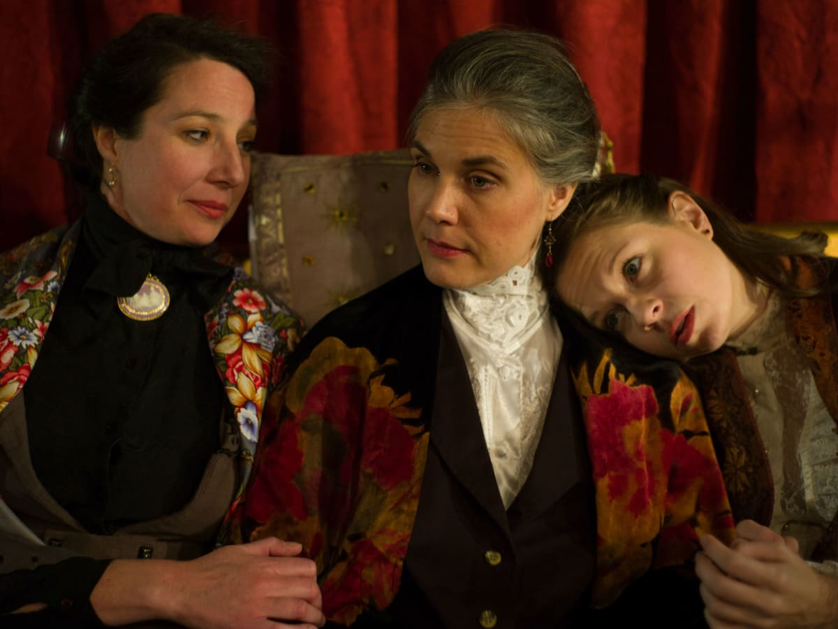 Undermain Theatre presents Three Sisters