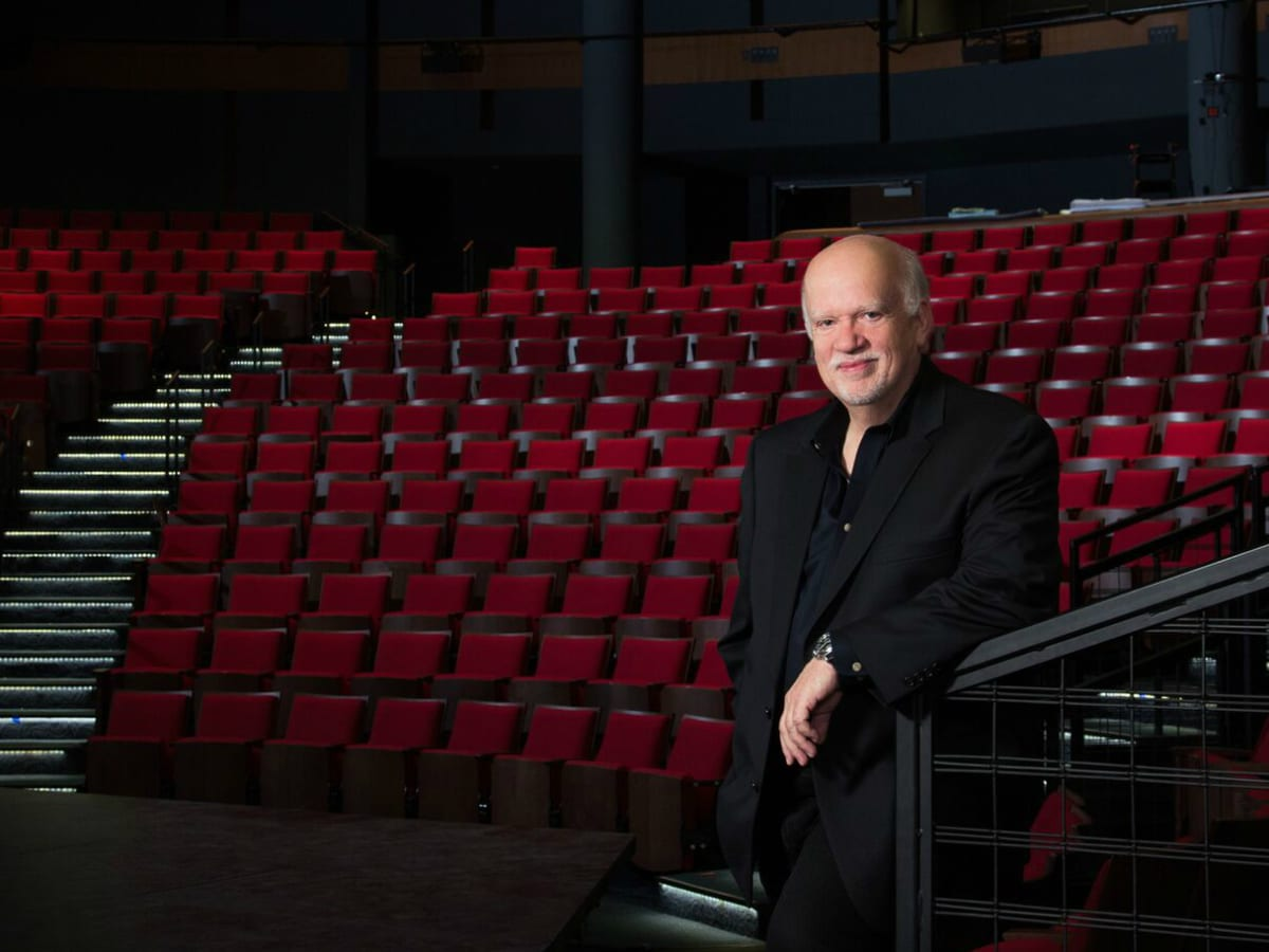 Alley Theatre Gregory Boyd