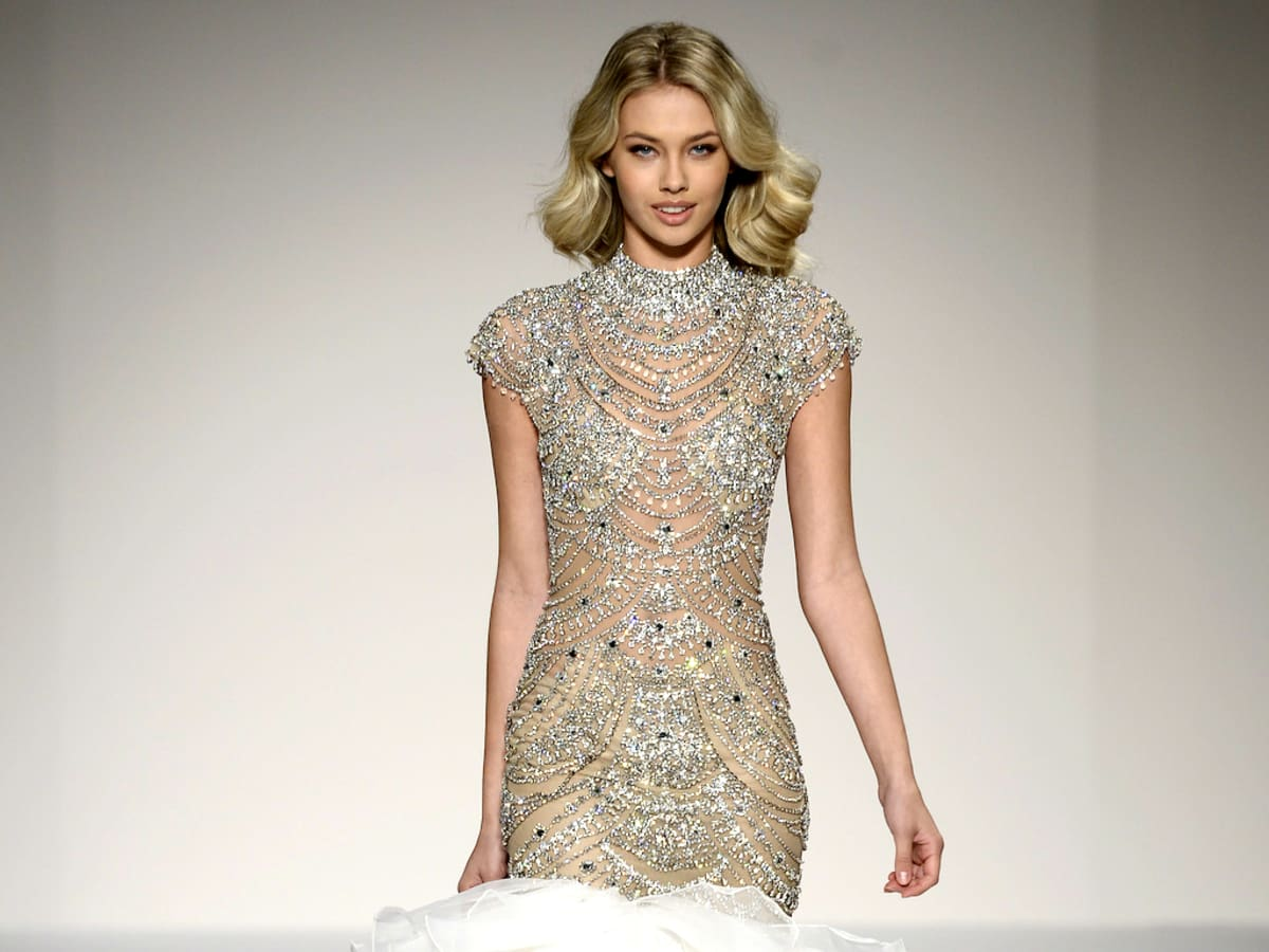 Elizabeth Anthony Sherri Hill Couture