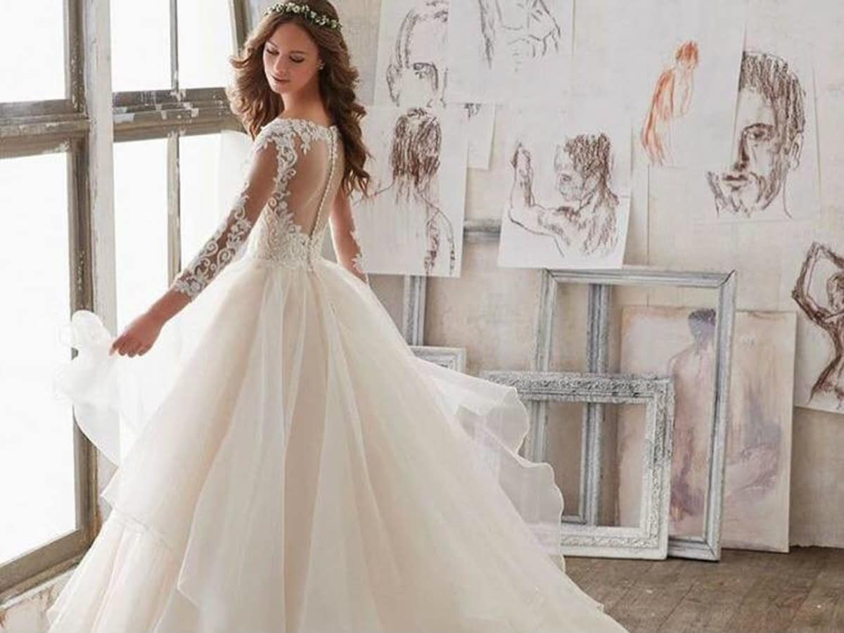 Olivia Grace Bridal bride San Antonio