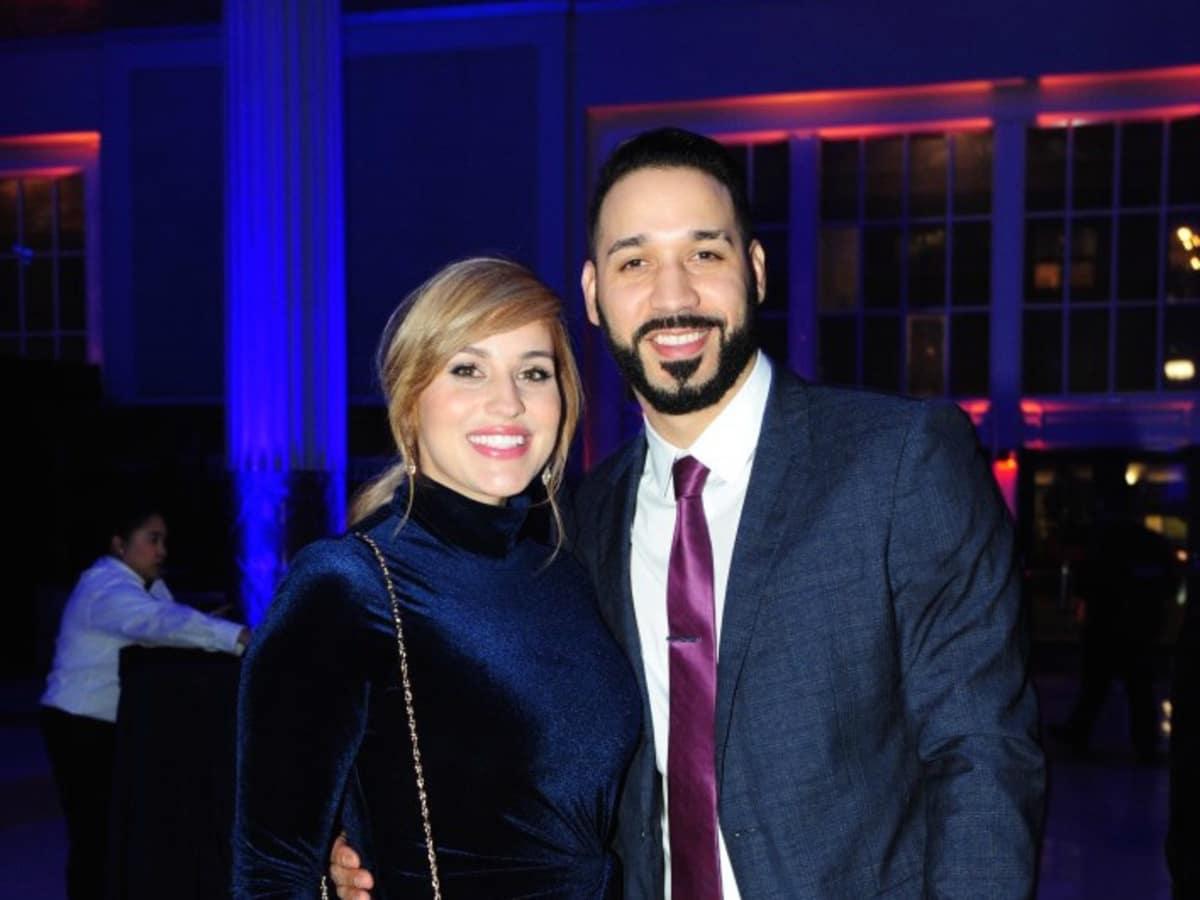 Houston, Diamond Dreams Astros Gala, January 2018, Marwin Gonzalez, Noel Gonzalez