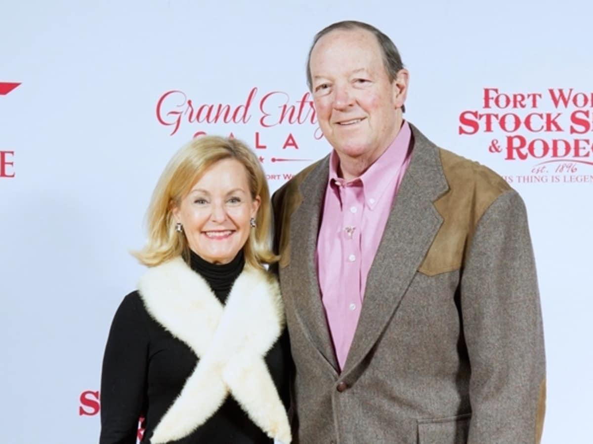 Fort Worth, JLH Grand Entry Gala, January 2018, Gail Landreth, Bill Landreth