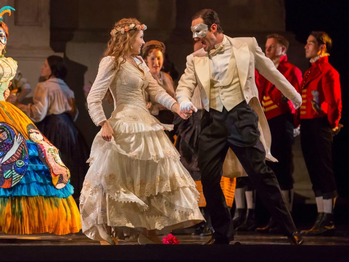 The Dallas Opera presents Don Giovanni