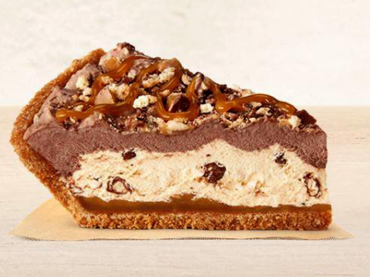 Drive-Thru Gourmet - Pie made with Twix