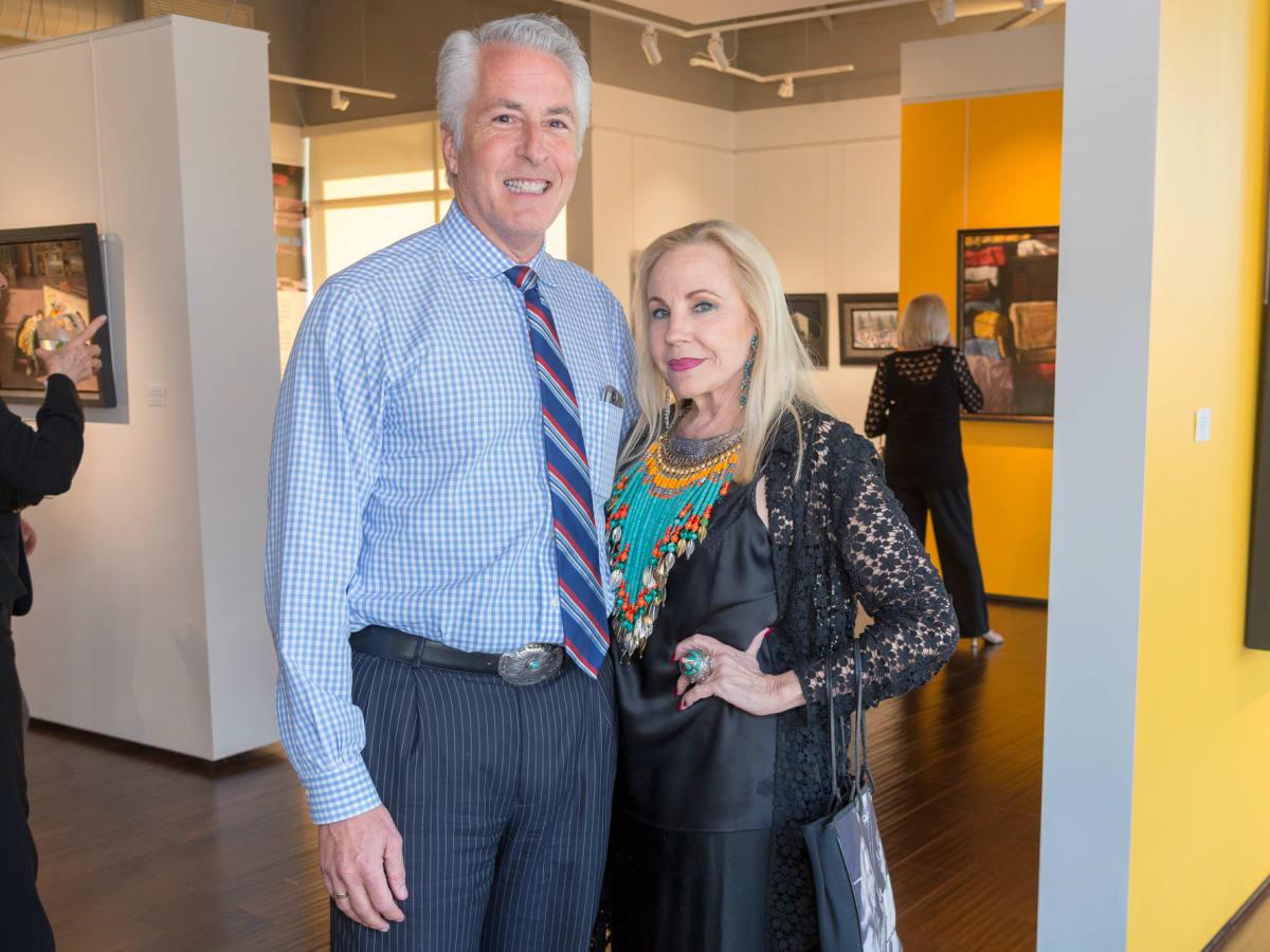 Brian Spack and Carolyn Farb