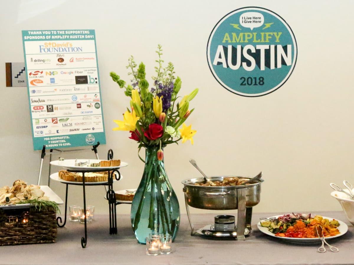 Amplify Austin Luncheon