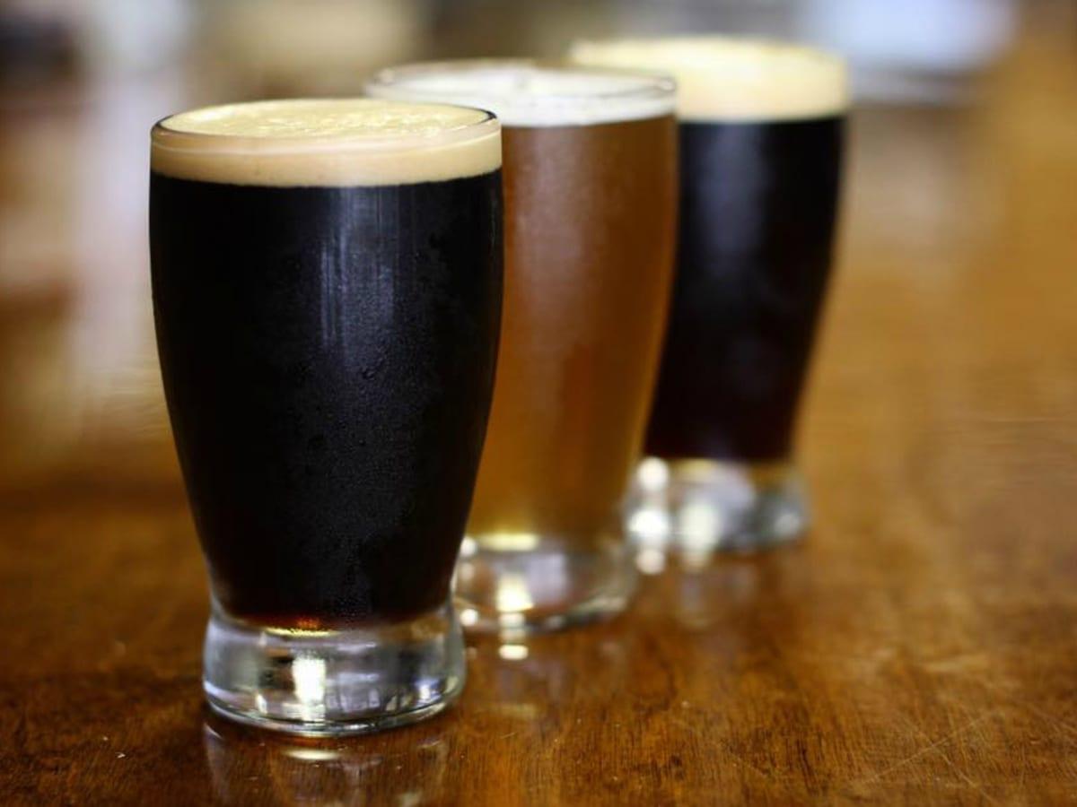 Alamo Beer SA draft