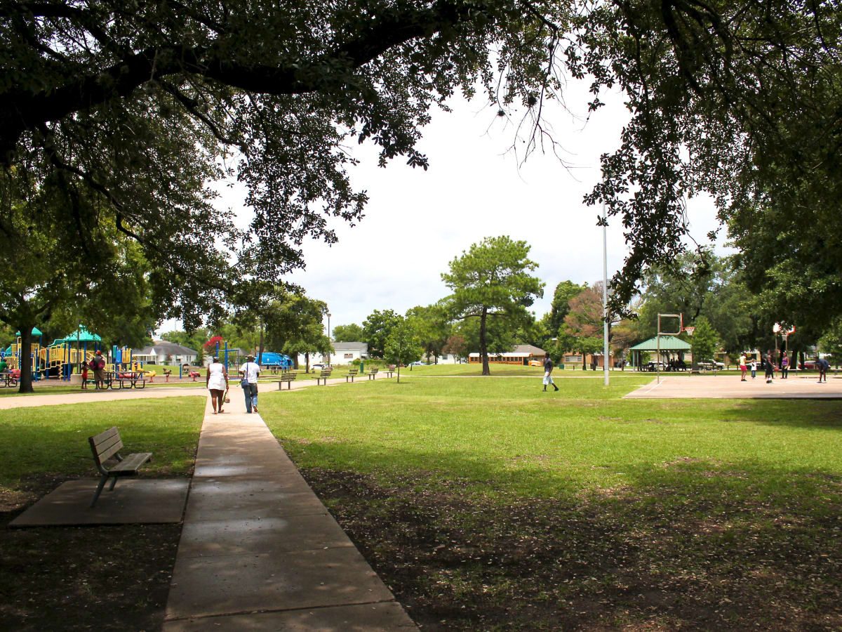 Emancipation Park, June 2012