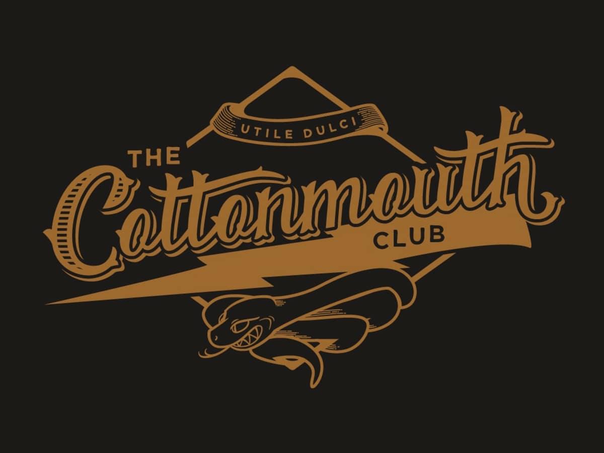 Cottonmouth Club logo