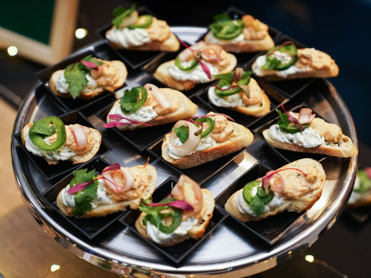 CultureMap Austin 2018 Tastemaker Awards at Fair Market Colleen's Kitchen Smoked Redfish Spread