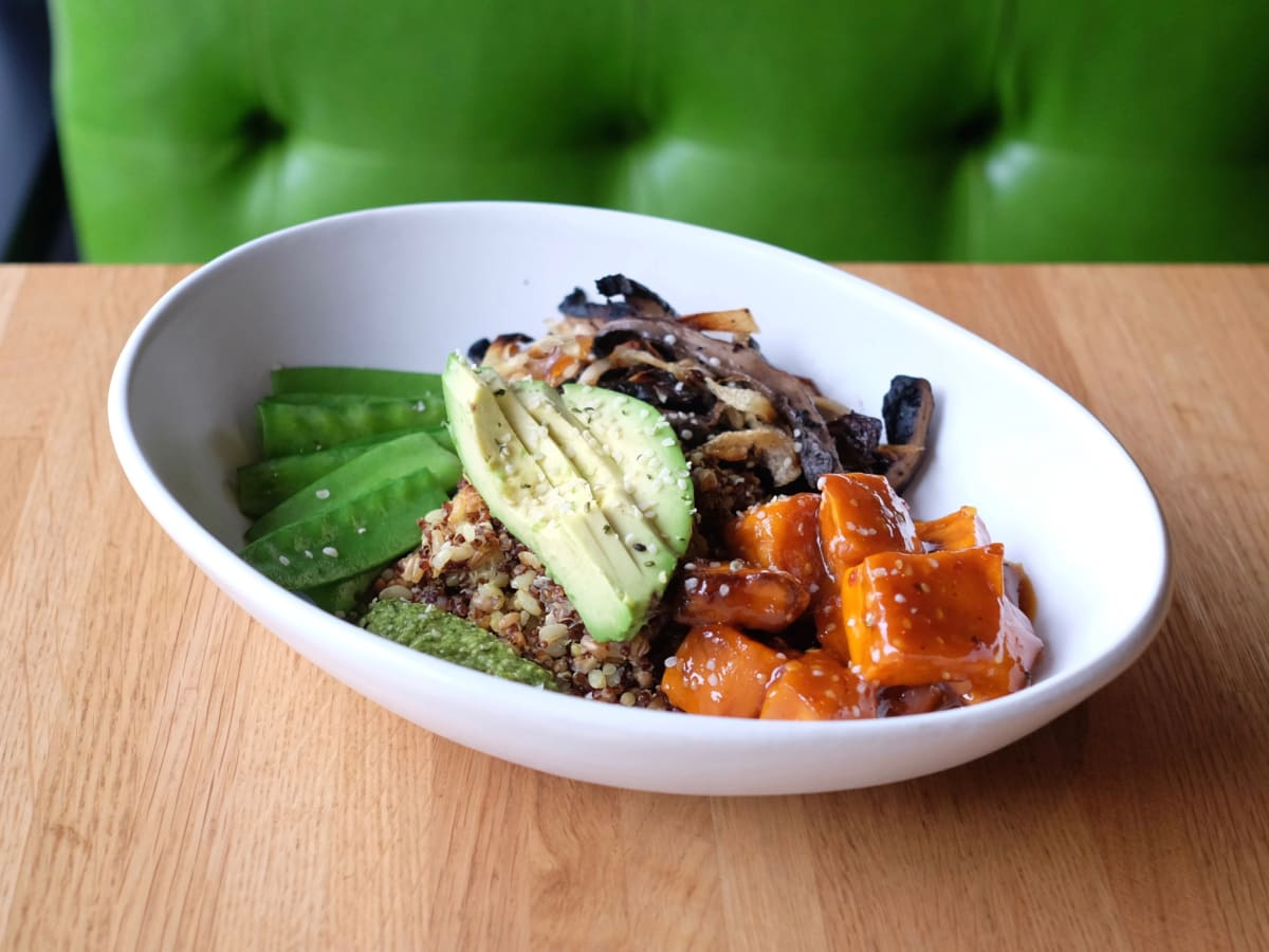 True Food Kitchen Ancient Grains Bowl