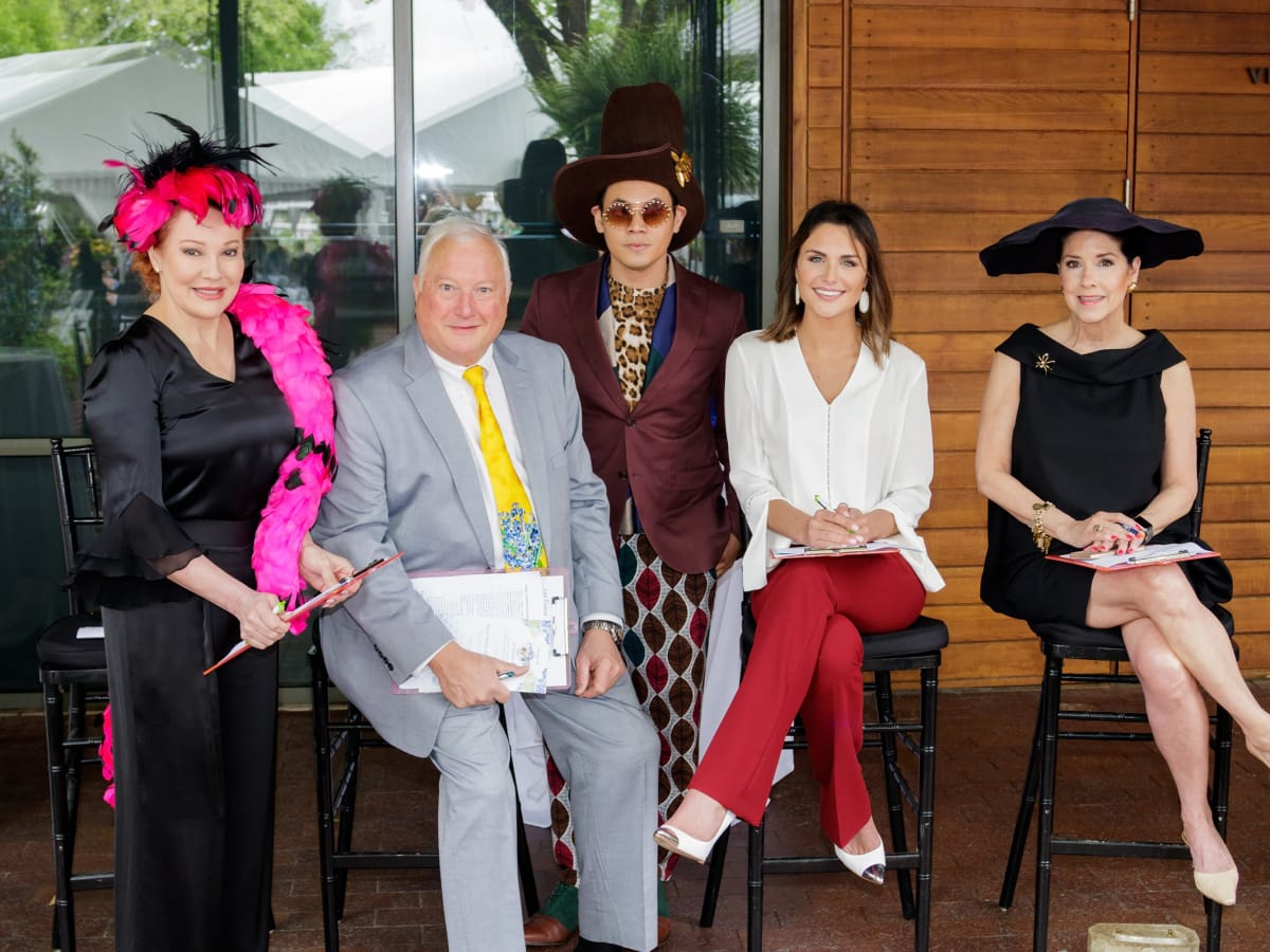 Mad Hatters 2018, judges