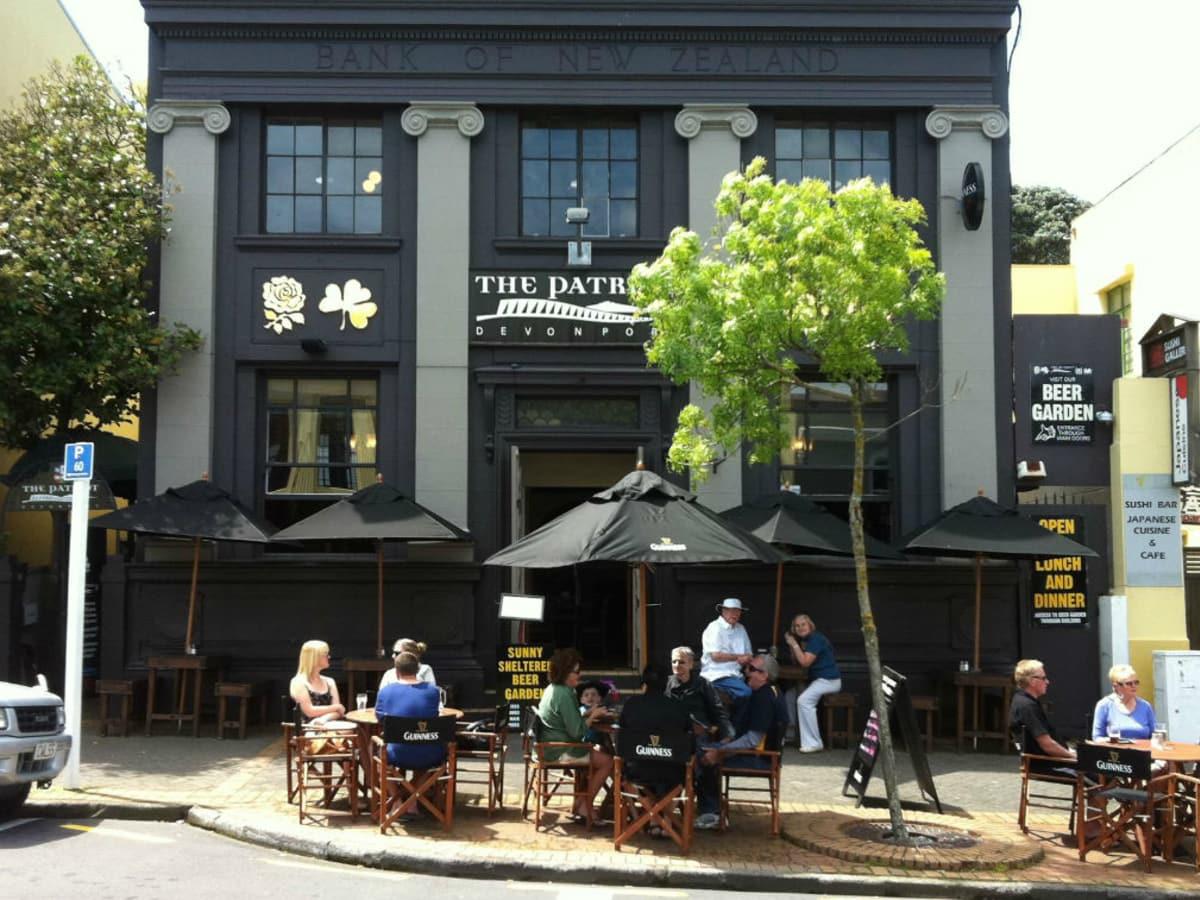 The Patriot Pub New Zealand