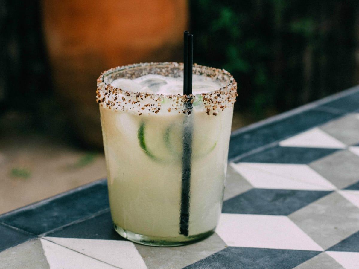 El Mirador El Chavo cocktail
