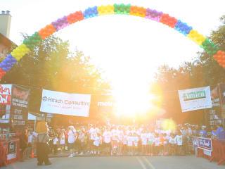30th annual Oktoberfest Run for the Children