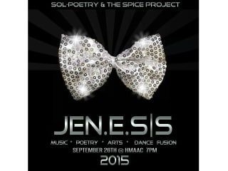 Sol-Poetry Jen.e.sis: A Funky Revolution