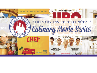 Culinary Institute LeNôtre Movie Series