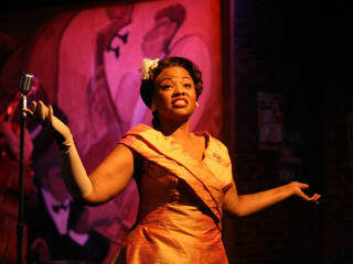 Jubilee Theatre Lady Day at Emerson's Bar & Grill