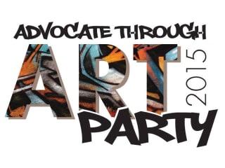 Advocate Through Art Party