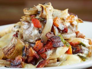 Dish from Mesero in Dallas