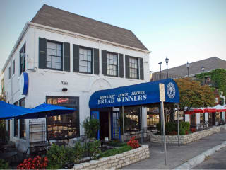 Bread Winners Cafe and Bakery in Uptown Dallas
