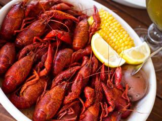 Hook Line & Sinker, Seafood, Restaurant, Cajun
