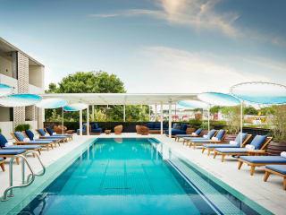 South Congress Hotel Austin pool