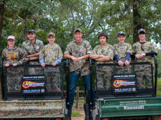 4th Annual Hunt with Heart Sporting Clays Tournament