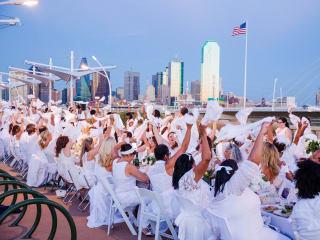 Le Diner en Blanc Dallas