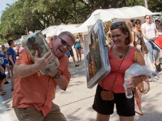 Bayou City Arts Festival